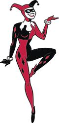 DC Btas Harley Quinn Pin (C: 1-1-1)