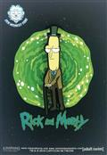 Rick And Morty Professor Poopy Butthole Pin (C: 1-1-2)