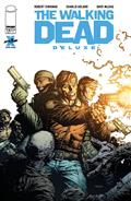Walking Dead Dlx #13 Cvr A Finch & Mccaig (MR)