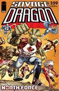 Savage Dragon #259 Cvr A Larsen (MR)