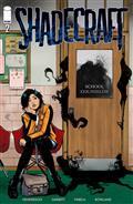 Shadecraft #2 Cvr A Garbett