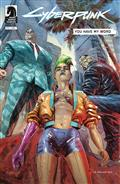 Cyberpunk 2077 You Have My Word #1 (of 4) Cvr A Hervas