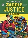 Ec Archives Saddle Justice HC (C: 1-1-2)
