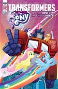 My Little Pony Transformers II #1 (of 4) Cvr A Tony Fleecs