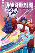 My Little Pony Transformers II #1 (of 4) Cvr A Tony Fleecs