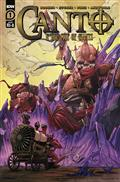 Canto & City of Giants #1 (of 3) 10 Copy Incv Zucker (Net)