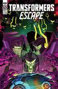 Transformers Escape #5 (of 5) Cvr A Mcguire-Smith