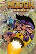 Modok Head Games #4 (of 4)