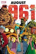 Marvel August 1961 Omnibus HC Rodriguez Cvr