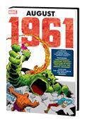 Marvel August 1961 Omnibus HC Kirby Dm Var