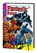 Fantastic Four Omnibus HC Vol 03 Kirby Dm Var New PTG