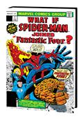 What If Original Marvel Series Omnibus HC Vol 01 Wilson Cvr