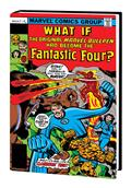 What If Original Marvel Series Omnibus HC Vol 01 Kirby Dm Va