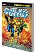 Power Man Iron Fist Epic Collect TP Heroes For Hire New PTG