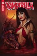 Vampirella #20 Cvr C Maer
