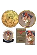 Linsner Collectible Gold Coin B (C: 0-1-2)