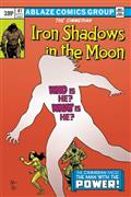 Cimmerian Iron Shadows In Moon #1 Cvr D Casas (MR)