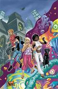 Girls of Dimension 13 #1 Cvr A Blevins
