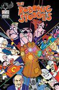 Robonic Stooges Return #1 Cvr A Shanower