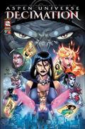 Aspen Universe Decimation #1 Cvr A Renna