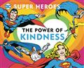DC Super Heroes Power of Kindness Board Book (C: 1-1-0)
