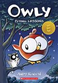 OWLY-COLOR-ED-HC-GN-VOL-03-FLYING-LESSONS-(C-0-1-0)