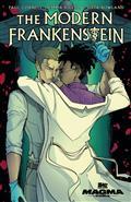 Modern Frankenstein #1 Cvr A Vieceli & Pippa (MR)