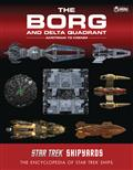 Star Trek Shipyards Borg & Delta Quadrant HC Vol 01 Akritiri