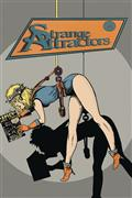 Strange Attractors (Its Alive) #1 Cvr B Retro Variant
