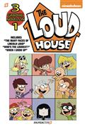 LOUD-HOUSE-3IN1-GN-VOL-04