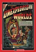 SILVER-AGE-CLASSICS-MYSTERIES-UNEXPLORED-WORLDS-SOFTEE-VOL-01