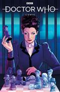 Doctor Who Missy #1 Cvr A Buisan