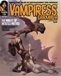 Vampiress Carmilla Magazine #3 (MR)