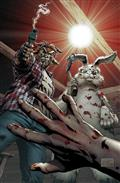 Man Goat & Bunny Man #1 (of 3) Cvr A Salazar