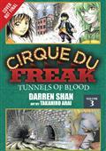 Cirque Du Freak Manga Omnibus GN Vol 02 Darren Shan (C: 0-1-