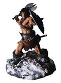 Mezco Static Six Conan The Cimmerian 1/6 Scale Statue (Net)