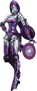 Cyclion Type Lavender Transforming Figure (C: 1-1-2)