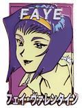 Cowboy Bebop Faye Pastel Series Pin (C: 1-1-2)