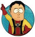 South Park Captain Hindsight Pin (C: 1-1-2)