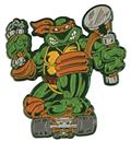 Teenage Mutant Ninja Turtles Michelangelo Comic Era Pin (C: