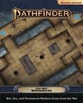 Pathfinder Flip Mat Shipwrecks (P2)
