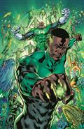 Green Lantern #1 Cvr B Bryan Hitch Card Stock Var