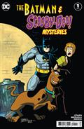 Batman & Scooby-Doo Mysteries #1 (of 12)