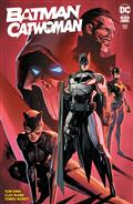 Batman Catwoman #5 (of 12) Cvr A Clay Mann (MR)