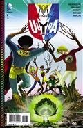 Multiversity Ultra Comics #1 Rouleau Var Ed *Clearance*