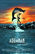 Aquaman #40 Movie Poster Var Ed *Clearance*