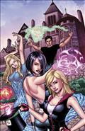 Gft Grimm Fairy Tales #108 A Cvr Chen (MR) *Clearance*