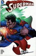 Superman #50 Neal Adams DCBS Variant Signed By Neal Adams