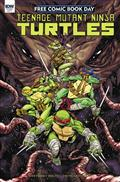 FCBD 2017 TMNT Prelude To Dimension X