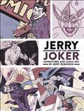 Jerry & Joker Adventures & Comic Art HC (C: 0-1-2)